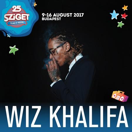 WIZ na Sziget festivalu