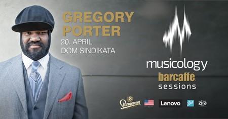 Gregory Porter večeras u Domu Sindikata
