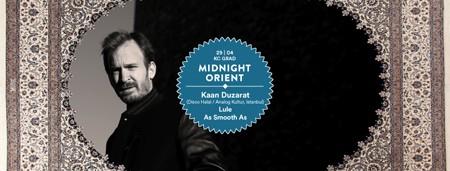 Midnight Orient w/ Kaan Duzarat @ KC Grad