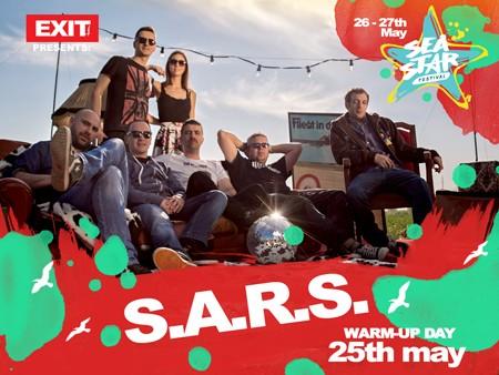 S.A.R.S., Kawasaki 3P i Rambo Amadeus za nulti dan Sea Star festivala!