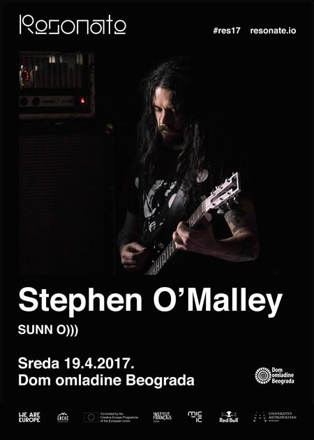 RESONATE MUSIC predstavlja: StephenO'Malley, Chain of Flowers i WoO