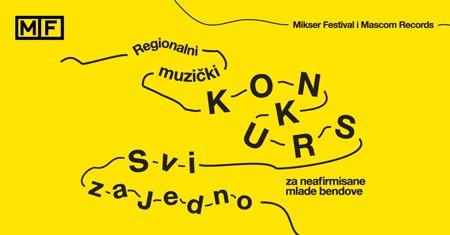 """Regionalni muzički konkurs """"Svi zaJedno"""""""