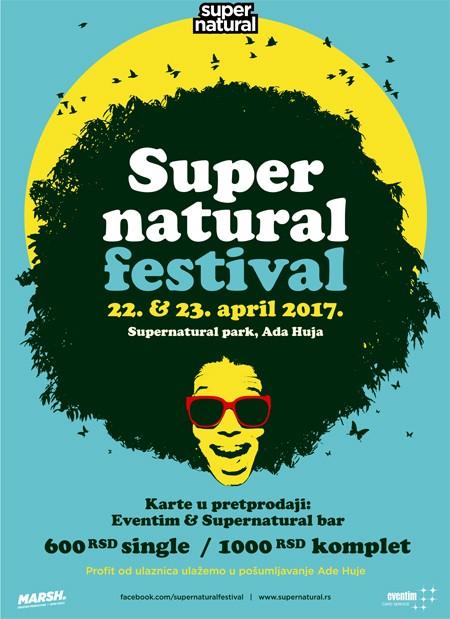 Pomeren drugi dan održavanja Supernatural festivala 2017