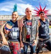 Legende panka THE EXPLOITED u DOB-u