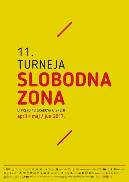 Turneja Slobodne Zone u preko 40 gradova