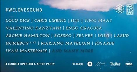 Zagreb dobija novi muzički festival #WELOVESOUND