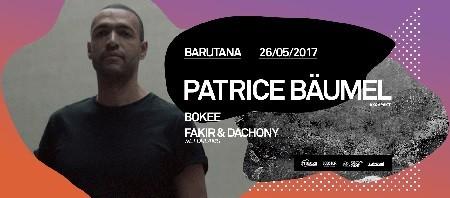 Još jedna Blender žurka: Patrice Baumel u Barutani!