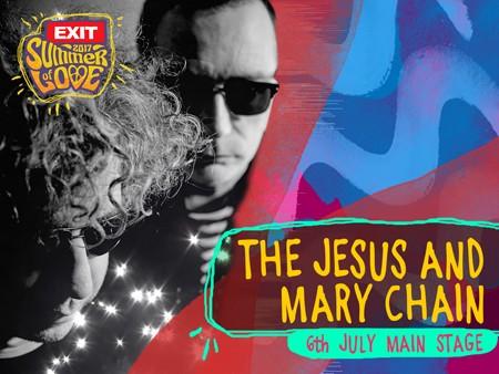Na EXIT stižu The Jesus and Mary Chain +17 bendova!