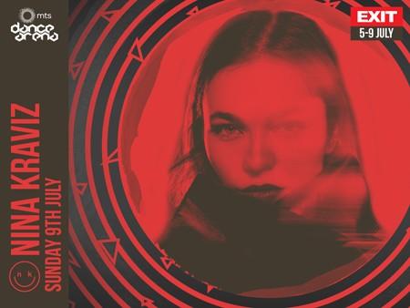 Nina Kraviz zatvara mts Dance Arenu i EXIT!