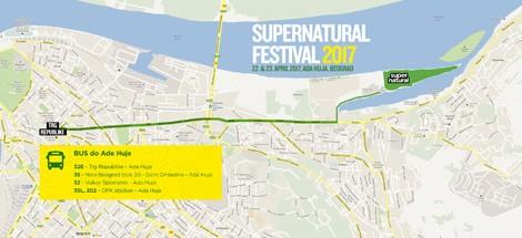 Supernatural festival nedelja 21. maj Ada Huja