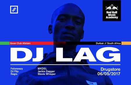 RedBull Music Academy Night Belgrade: DJ LAG @ Drugstore