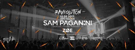 Vodimo vas na Sam Paganinija i RAVEOLUTION!
