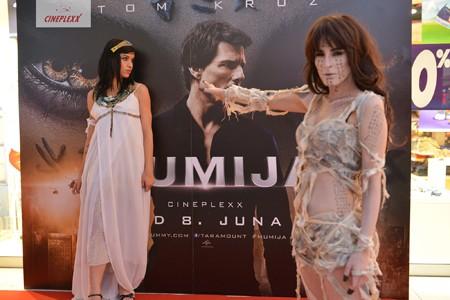 """Drevna """"Mumija"""" premijerno u bioskopu Cineplexx TC Ušće"""