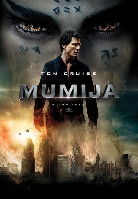 """Ne propustite filmski spektakl """"Mumija"""""""