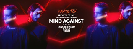 RAVEOLUTION: Karte za Mind Against na 3+1 akciji
