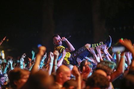 Više od 20 000 ljudi na Revolution festivalu!