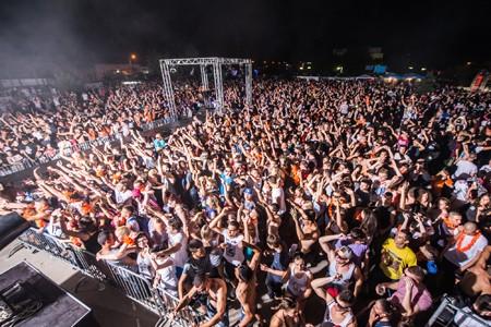 DJ Kurd Maverick na Foam Fest-u u Rumi