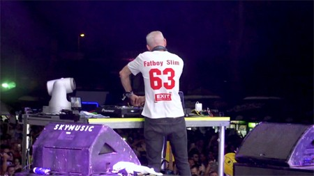 Fatboy Slim raspametio Sea Dance!