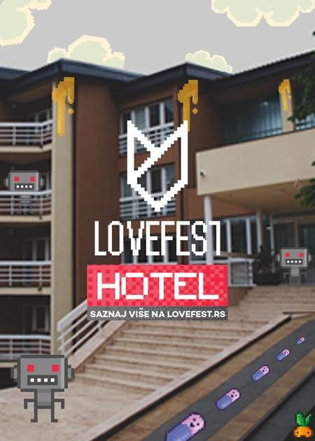 Lovefest ponovo epicentar domaćeg turizma