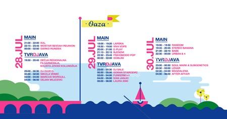 Počinje 15. Šabački letnji festival 2017 Oaza