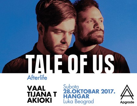 Tale Of Us za prvi jesenji Apgrade!