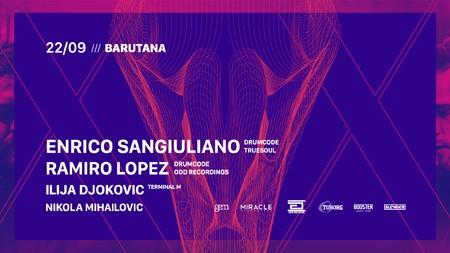 Blender // Enrico Sangiuliano & Ramiro Lopez u Barutani