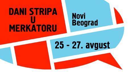 Dani stripa u Beogradu i Novom Sadu