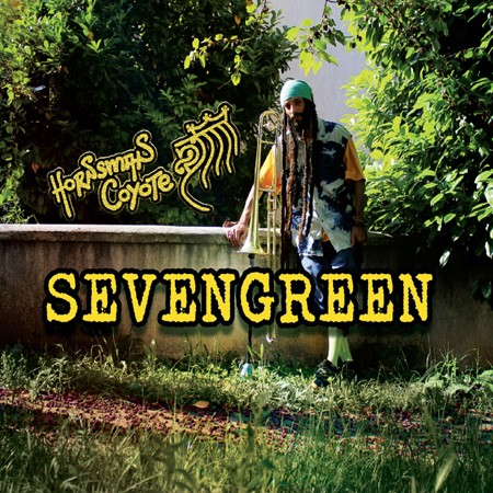 "Novi album Hornsman Coyote-a ""Sevengreen"""
