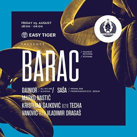 EASY TIGER: BARAC