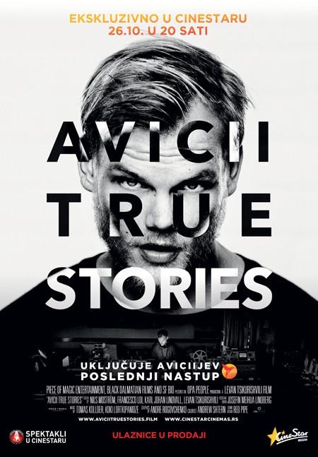 "Film ""Avicii: True Stories"" u biskopima"