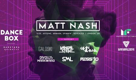 Matt Nash u Barutani!