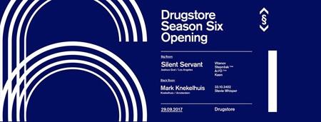 Otvaranje VI sezone kluba Drugstore