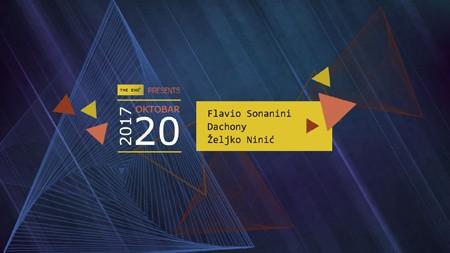 Flavio Sonanini po prvi put u Novom Sadu!