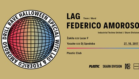 Lag & Federico Amoroso u Plasticu!