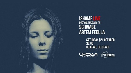 Ühooda presents Ishome Live!