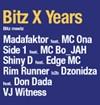 Bitz X years 2411