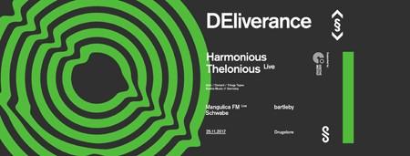 Prvi DEliverance sa Harmonious Thelonious LIVE