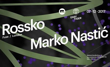 Easy Tiger presents Rossko