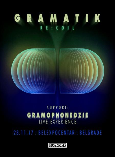 Gramatik i Gramophonedzie Live Experience!