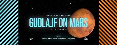 """""""Gudlajf on Mars"""" ove subote"""
