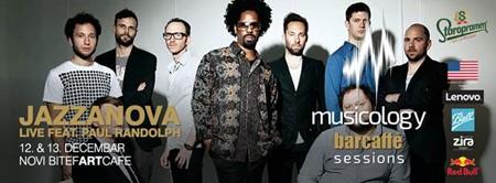 Jazzanova Live feat. Paul Randolph u Beogradu!