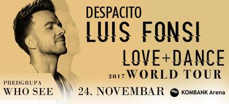 Novi spot Luisa Fonsija i Demi Lovato pred koncert u Beogradu