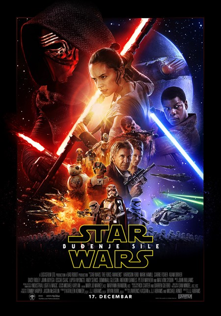 Star Wars MARATON 13. decembra!