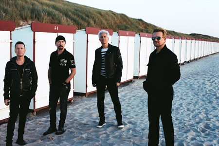 U2 dobitnici MTV Global Icon nagrade!