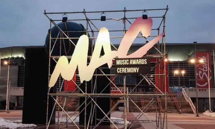 Music Awards Ceremony Clubbingrs
